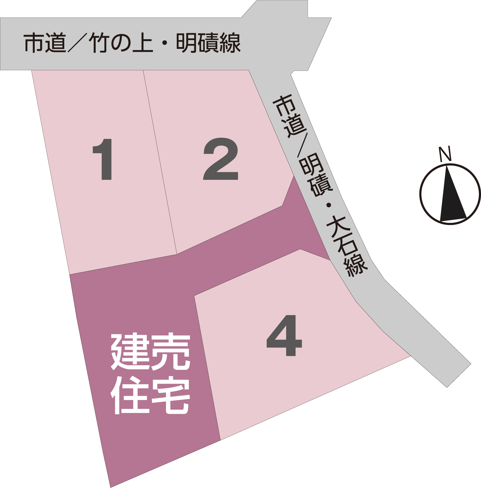 区画図・図面